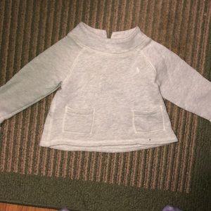 Ralph Lauren Gray Polo sweater